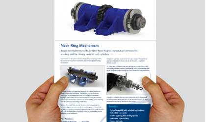 Lattimer launches improved Neck Ring Mechanism (NRM)