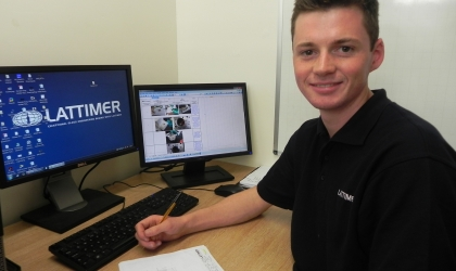 New Glass Products Trainee at Lattimer