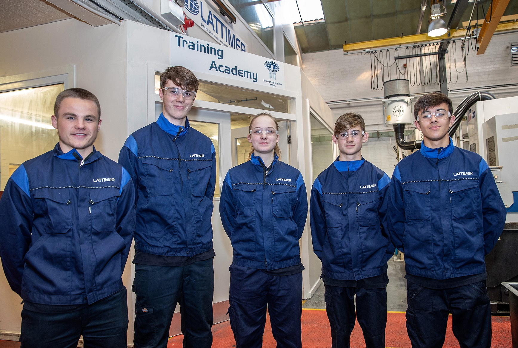 New Apprentices 2018