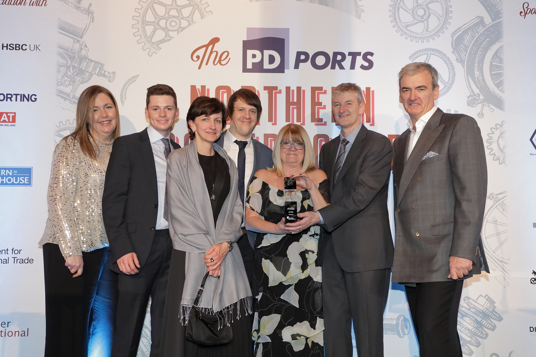 Lattimer wins Northern Powerhouse Export Award